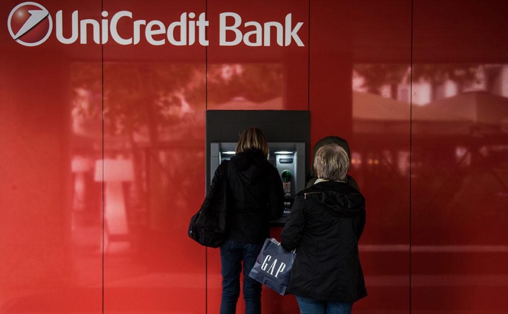 Кредитная карта в «Банк Юникредит»