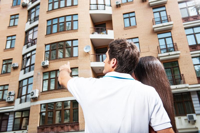 Ипотечные кредиты на приобретение жилья на первичном рынке
